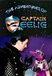 The Adventures of Captain Zeelig Poster