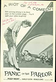 Panic in the Parlor(1956) Poster - Movie Forum, Cast, Reviews