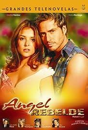 Ángel Rebelde Poster