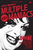 Image of Multiple Maniacs