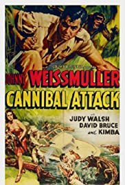 Cannibal Attack (1954) Poster - Movie Forum, Cast, Reviews