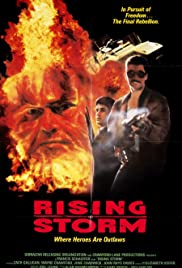 Rising Storm Poster