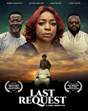Last Request poster