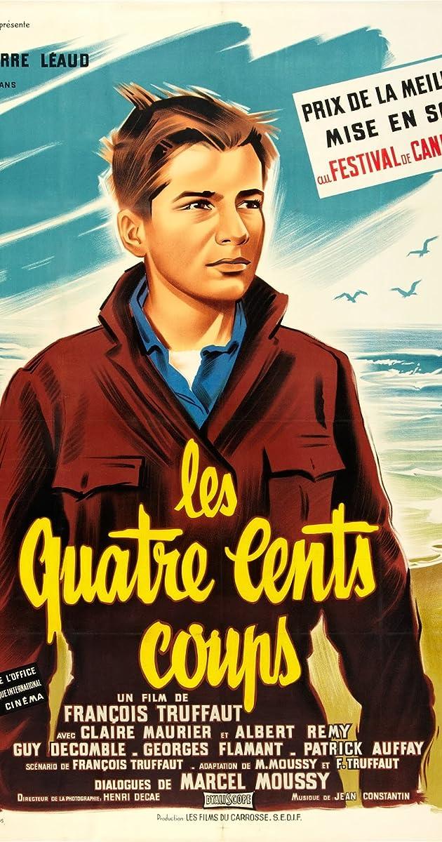 The 400 blows 1959 imdb - Les quatre cents coups film ...