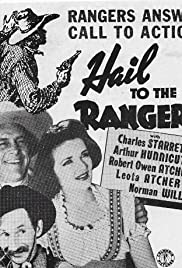 Hail to the Rangers Poster