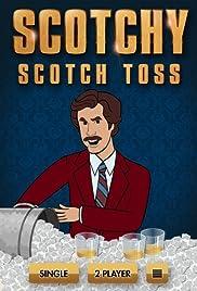 Anchorman 2: Scotchy Scotch Toss Poster