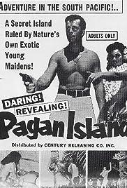 Pagan Island Poster