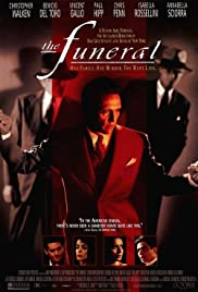 The Funeral (1996) Poster - Movie Forum, Cast, Reviews