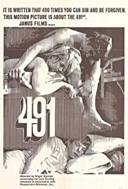 491 (1964) Poster - Movie Forum, Cast, Reviews