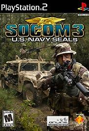 SOCOM 3: U.S. Navy SEALs(2005) Poster - Movie Forum, Cast, Reviews