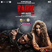 Radhe: Your Most Wanted Bhai (2021) poster