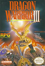 Dragon Warrior III Poster