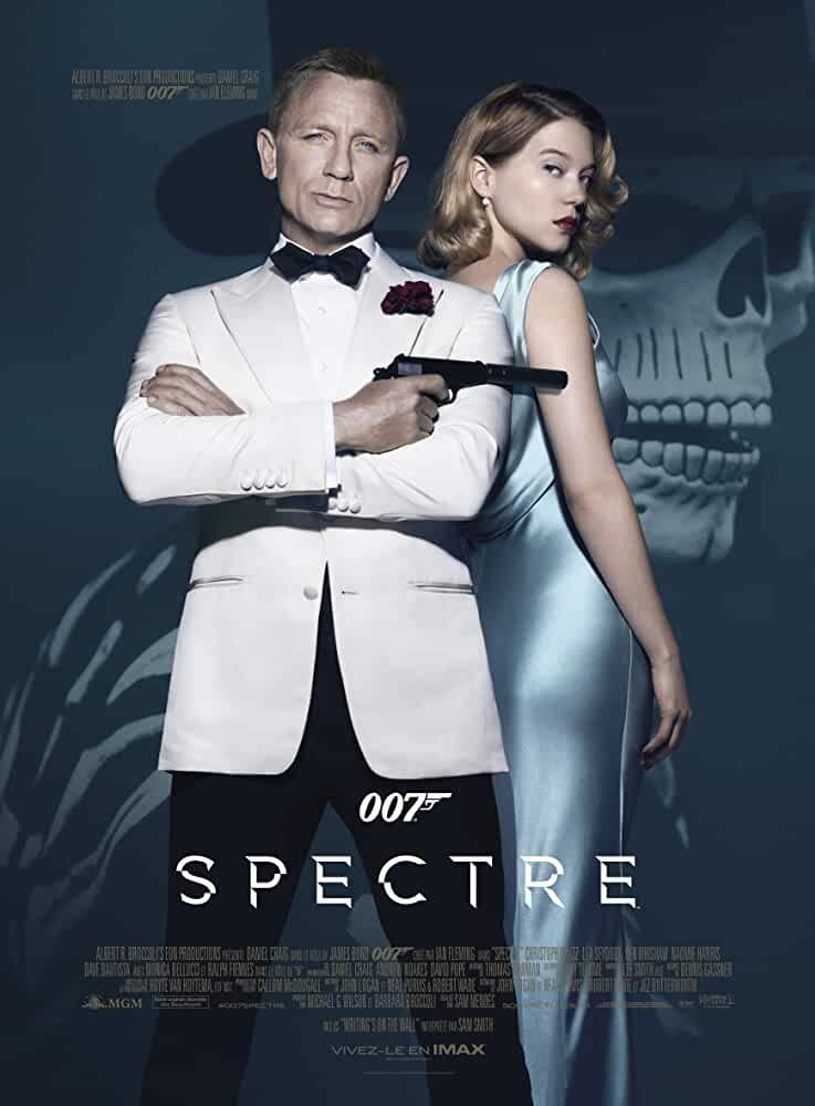 Spectre 2015 Hindi Dual Audio 720p BluRay full movie watch online free download at movies365.lol