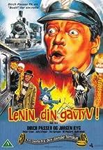 Lenin, din gavtyv