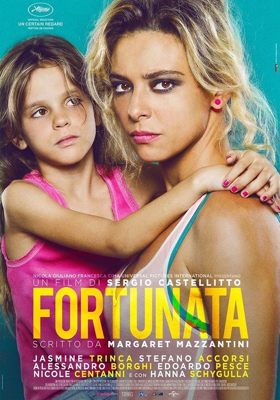 Fortunata poster do filme