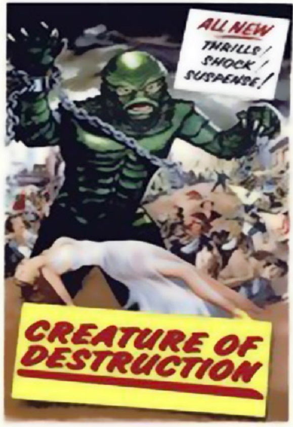 image Creature of Destruction Watch Full Movie Free Online