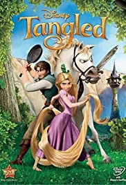 Disney Tangled: The Video Game Poster