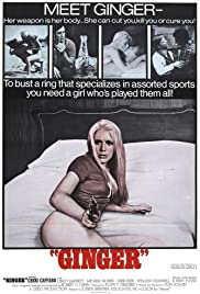 Ginger (1971) Poster - Movie Forum, Cast, Reviews