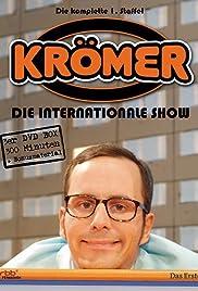 Krömer - Die internationale Show Poster