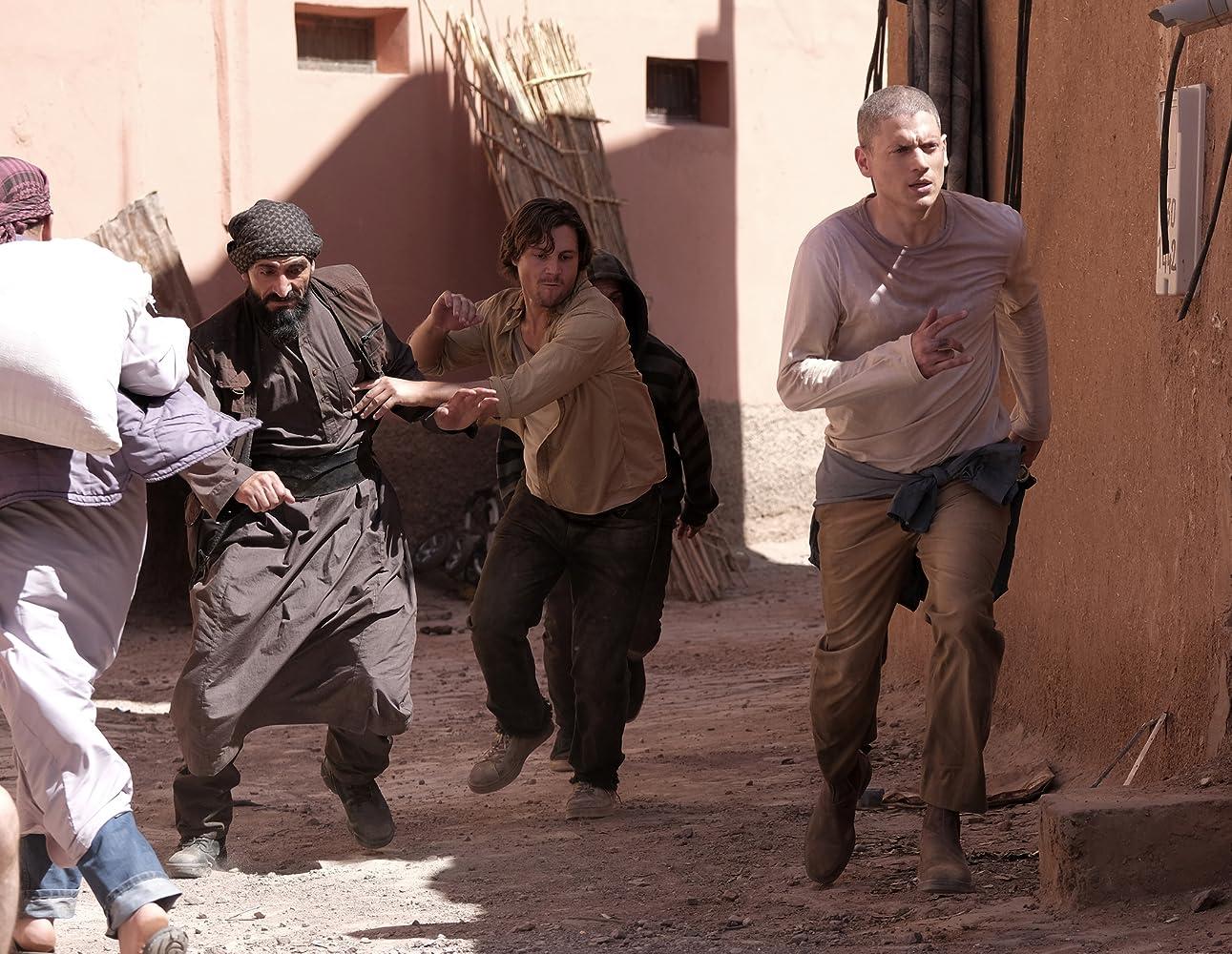 Prison Break S05E05 – Contingency