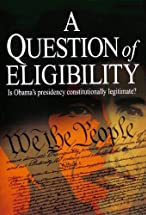 Primary image for A Question of Eligibility