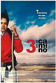 Tres en el camino Poster