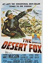 Primary image for The Desert Fox: The Story of Rommel