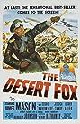 The Desert Fox: The Story of Rommel (1951) Poster