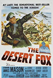 The Desert Fox: The Story of Rommel (1951) Poster - Movie Forum, Cast, Reviews
