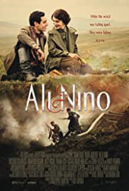 Ali and Nino (2016) Poster - Movie Forum, Cast, Reviews