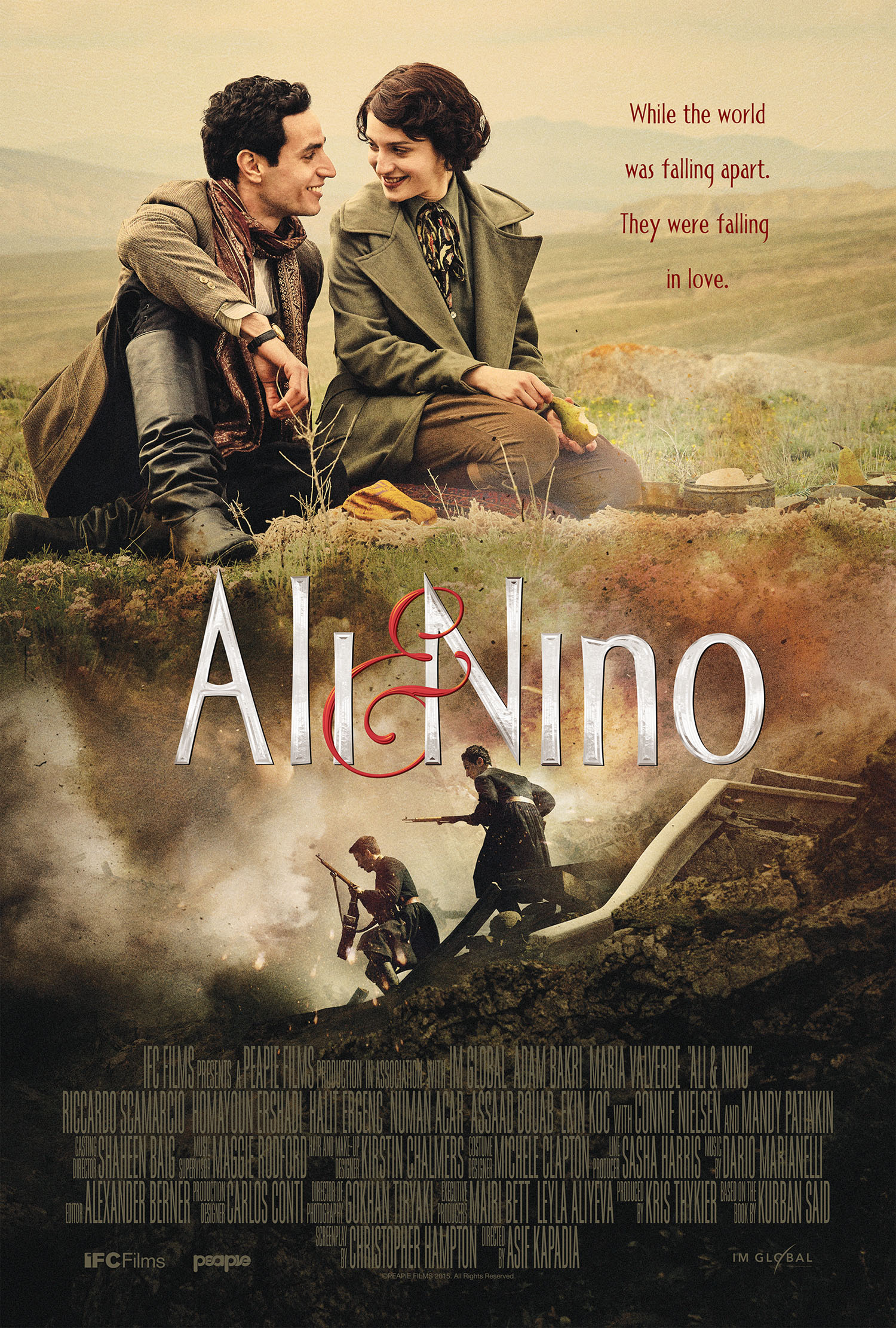 image Ali and Nino Watch Full Movie Free Online