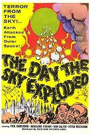 La morte viene dallo spazio Poster