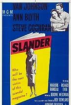 Primary image for Slander