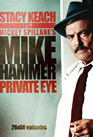 Mike Hammer, Private Eye Poster - TV Show Forum, Cast, Reviews