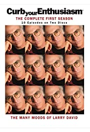 Larry David: Curb Your Enthusiasm(1999) Poster - Movie Forum, Cast, Reviews
