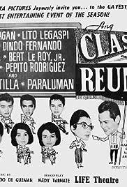 Ang Class Reunion Poster