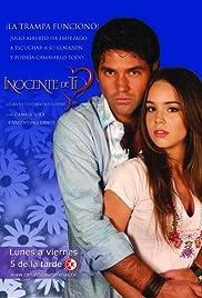 Inocente de ti Poster - TV Show Forum, Cast, Reviews