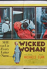 Wicked Woman Poster
