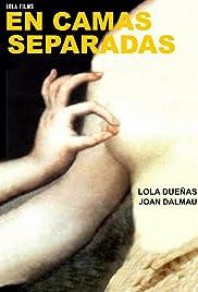 En camas separadas Poster