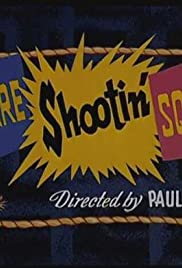 Square Shootin' Square Poster