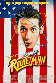 RocketMan (1997) Poster - Movie Forum, Cast, Reviews