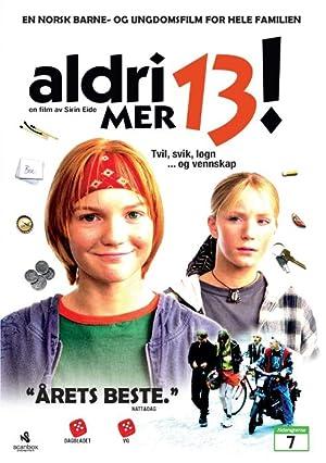 Aldri mer 13 1996 with English Subtitles 13