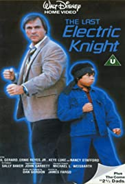 The Last Electric Knight Poster