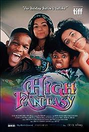 High Fantasy (2017) poster
