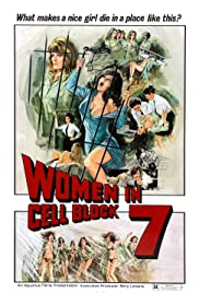 Women in Cell Block 7 Poster