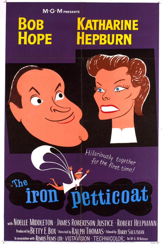 image The Iron Petticoat Watch Full Movie Free Online