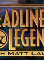 Primary image for Headliners & Legends with Matt Lauer