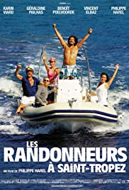 Les randonneurs à Saint-Tropez (2008) Poster - Movie Forum, Cast, Reviews