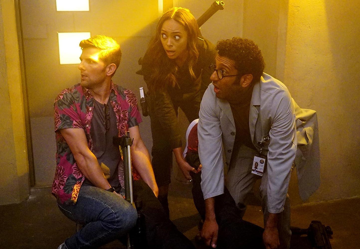 Ghosted S01E02 – Jermaine the Zombie, serial online subtitrat în limba Română
