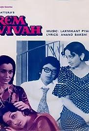 Prem Vivah Poster